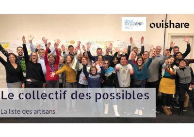 thumbnail of Présentation Liste des artisans