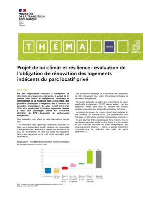 thumbnail of thema_essentiel_07_projet_de_loi_climat_et_resilience_evaluation_de_l_obligation_de_renovation_des_logements_indecents_du_parc_locatif_prive_juin2021